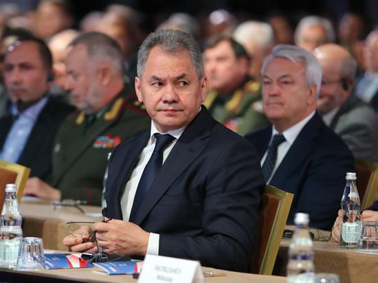 Шойгу отчитался о перевооружении российской армии