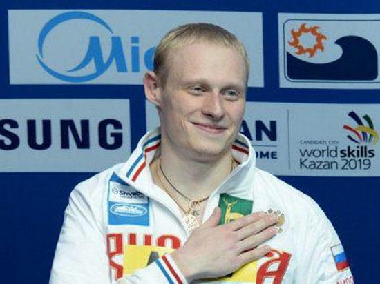Прыгун Захаров взял вторую медаль ЧМ в Будапеште