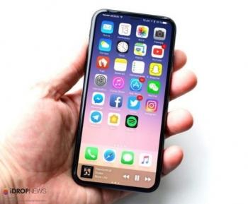 Apple iPhone 8 с экраном OLED может сильно задержаться