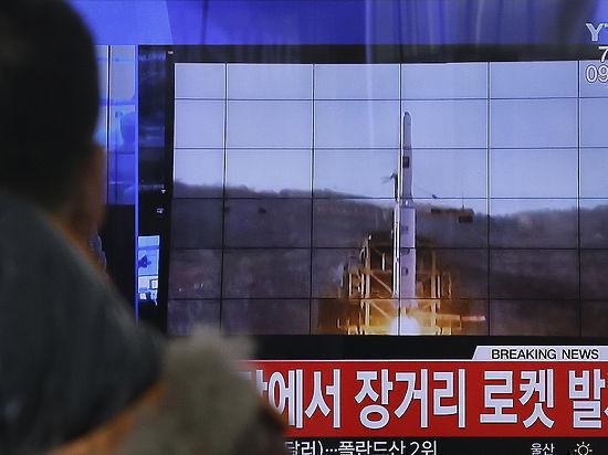 Советники Трампа намерены наказать Китай за Северную Корею