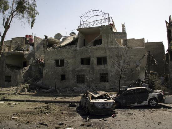 Ужасающая арифметика Сирии: количество убитых перевалило за 300 тысяч
