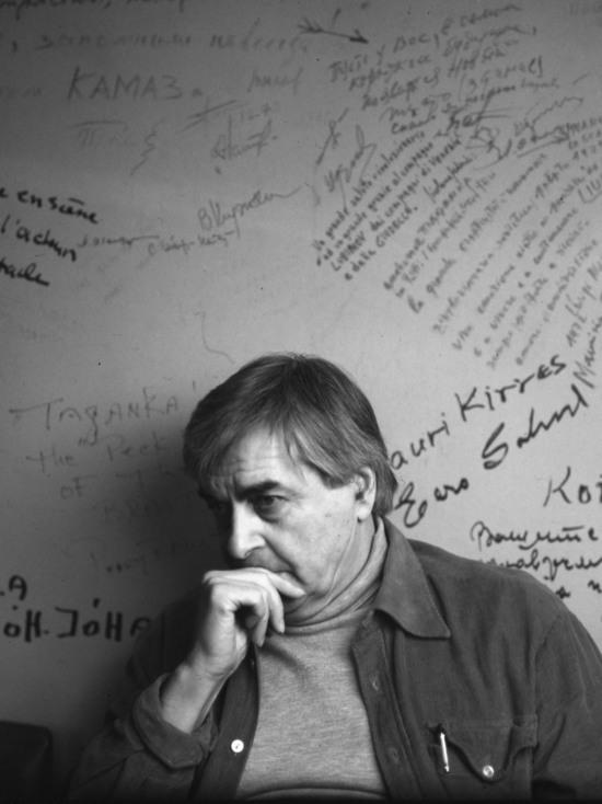 Как воссоздадут кабинет Любимова: уникальный проект в театре на Таганке