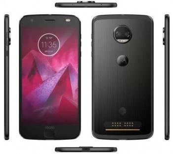 Опубликованы спецификации смартфона Moto Z2 Force