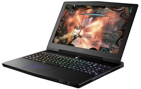 В игровой ноутбук Gigabyte Aorus X5 MD встроили дискретный ЦАП