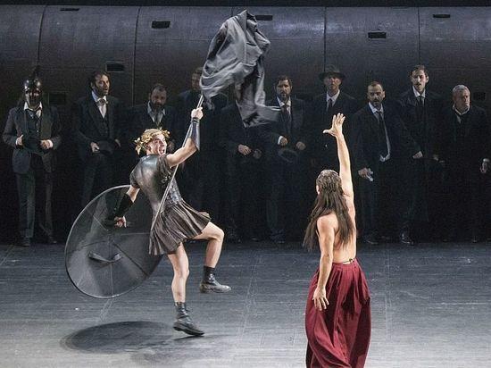 На Чеховском фестивале прошли гастроли всемирно известного хореографа Акрама Хана