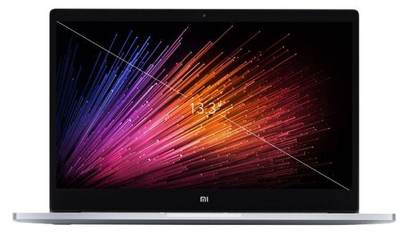 Анонсирован новый ноутбук Xiaomi Mi Notebook Air