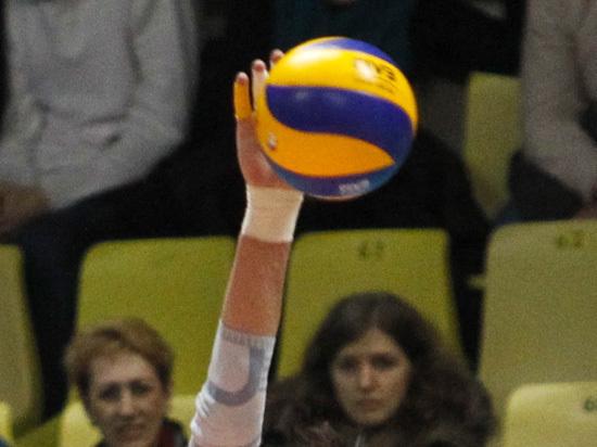 Юные волейболистки стартуют на чемпионате Европы на глазах Екатерины Гамовой