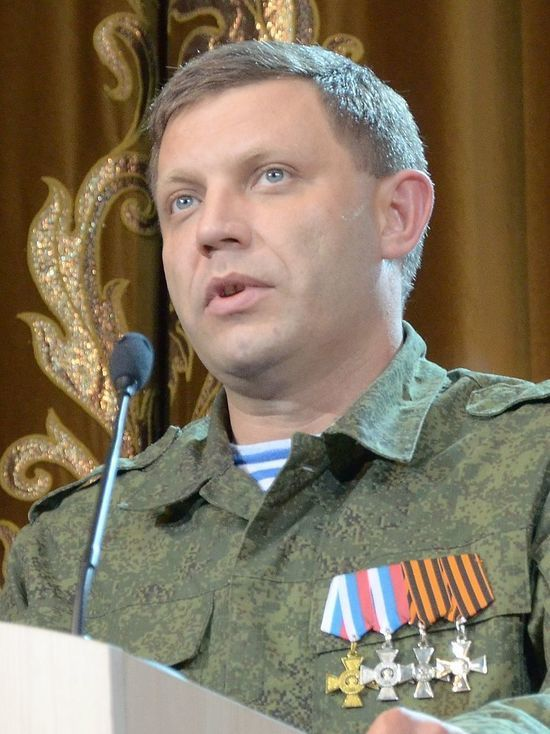 Захарченко объявил о создании нового государства — Малороссии