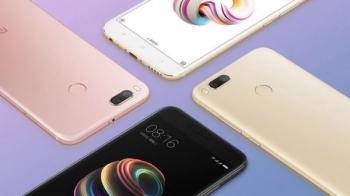 Анонсирован смартфон Xiaomi Mi 5X