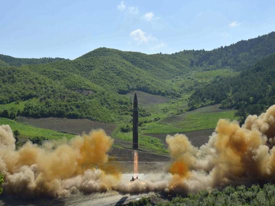 Запуск ракеты КНДР: «Военный сценарий развития конфликта почти невероятен»