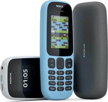 Классические телефоны Nokia 105 и Nokia 130 представлены официально