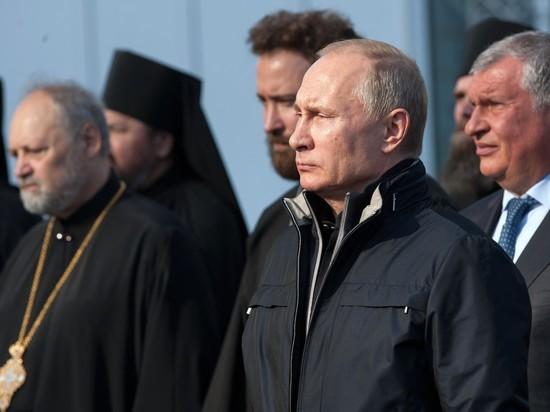 Торгующие, вон из храма: что скрыли от Путина на Валааме