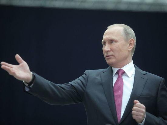 Путин пригрозил США ответом на санкционное