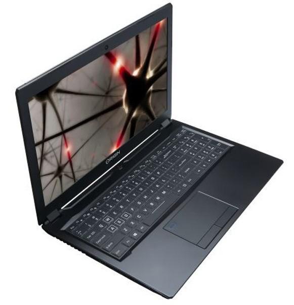 Ноутбук Origin Evo15-S располагает видеокартой GeForce 1070