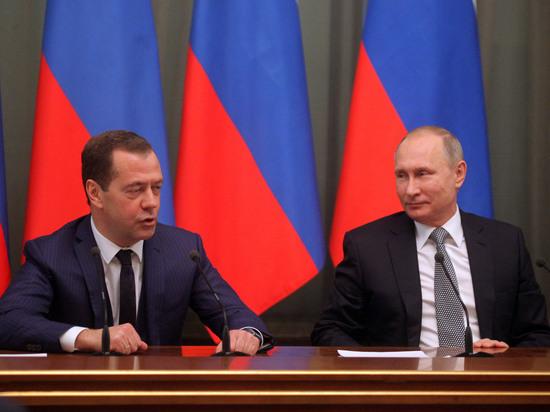 СМИ: Путин нарушит предвыборную традицию увольнять премьер-министра