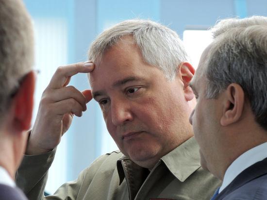 Рогозин не понял, что ему запретили в Молдавии