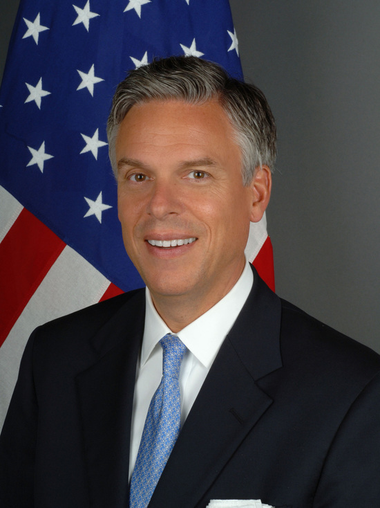 Вашингтон назначит экс-губернатора штата Юта Джона Хантсмана послом в Москве