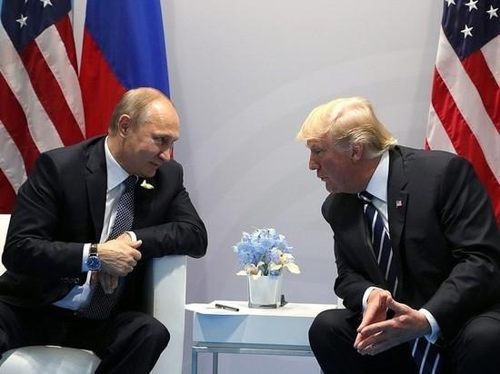 Кремль: Путин и Трамп обсуждали за ужином тему усыновления