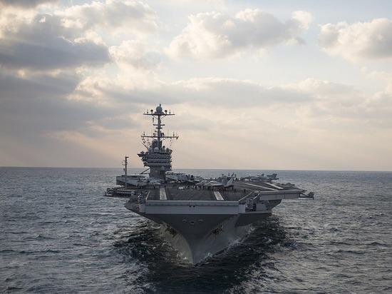 Флот США пригрозил нанести ядерный удар по Китаю