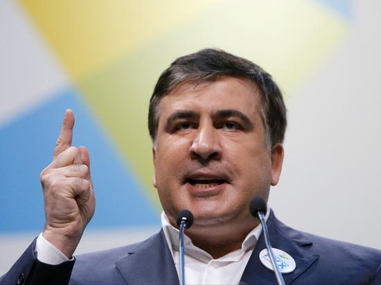 Лишённый гражданства Саакашвили: трусливый Порошенко ударил мне в спину ножом