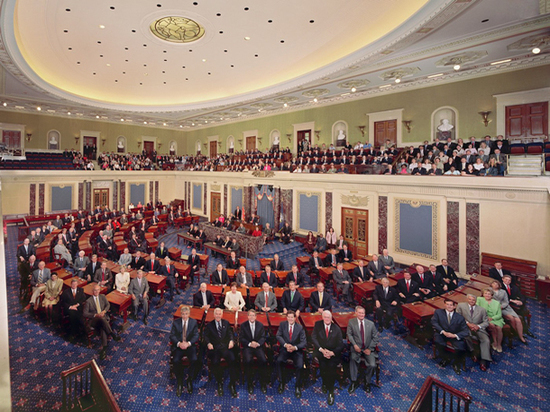 Сенат США проголосовал за скандальный законопроект о санкциях против России