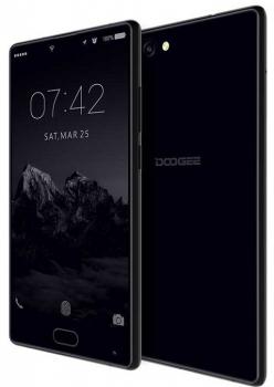 Безрамочный смартфон DOOGEE MIX прибыл в Россию