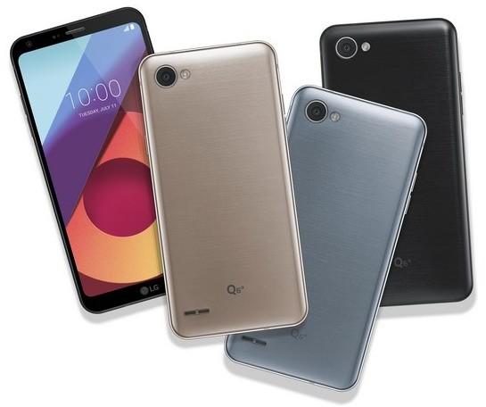 LG Q6 — безрамочный смартфон без двойной камеры и завышенной ценой