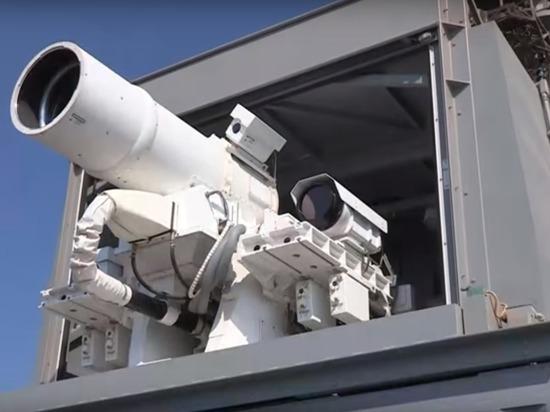 «Точнее, чем пуля»: США испытали в Персидском заливе лазерное оружие
