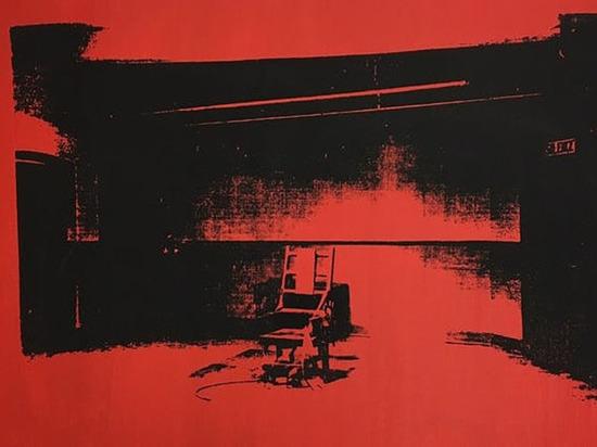 Найденную Элисом Купером работу Уорхола оценили в пару миллионов