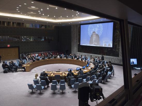 Киев обвинил ООН в воссоединении России и Крыма