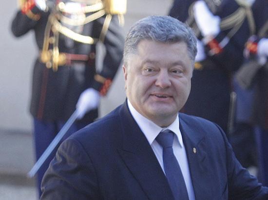 Порошенко потребовал от «нормандской четверки» ввода миротворцев на Донбасс