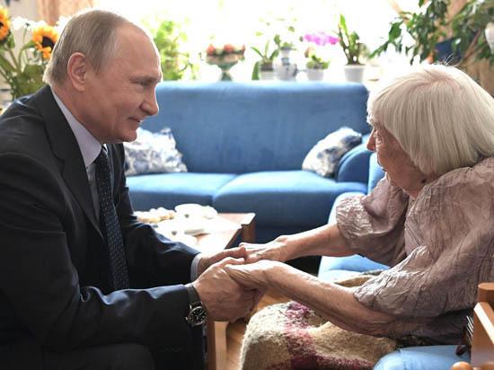 Что такое хорошо и что такое Путин