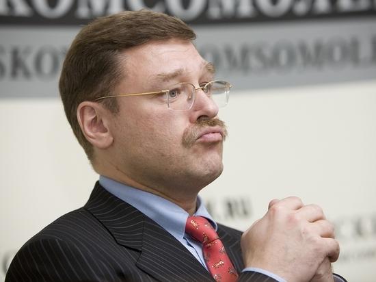 Сенатор Косачев ответил Макфолу, пригрозившему россиянам трудностями с визами США