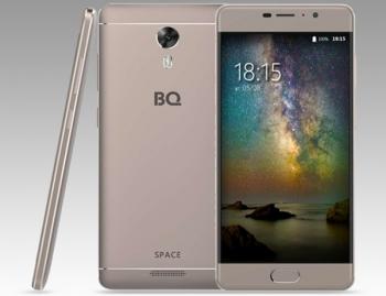 BQ Space – смартфон с внушительным объемом памяти