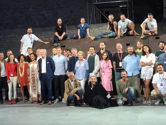 В Сполето завершается Фестиваль искусств двух миров