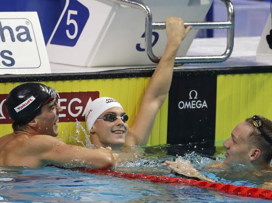 Пловец Морозов подтвердил проклятие чемпионатов мира
