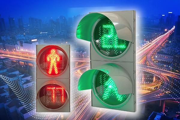 В России разработан умный светофор