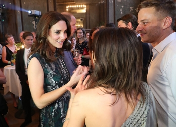 Актер сериала «Игра престолов» рассказал, как ему пришлось отказать в просьбе Кейт Миддлтон