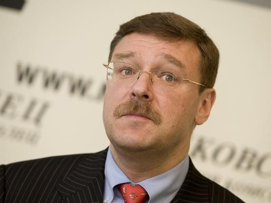 Косачев пригрозил США «болезненным» ответом за усиление антироссийских санкций