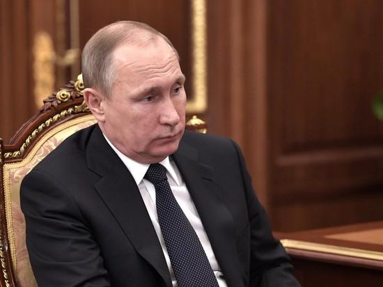 «Немедленно, выйдя из кабинета»: Путин потребовал прекратить калмыкские школьные поборы