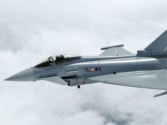 В Минобороны прокомментировали инцидент с российским Ту-22 и британским «Тайфуном»