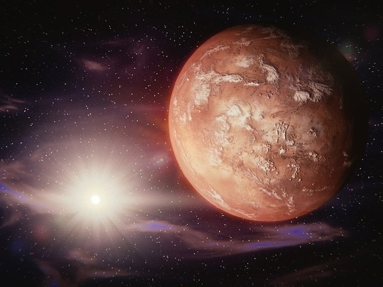 «Хаббл» снял на видео восход Фобоса над Марсом