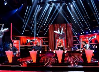 «Голос-6»: Пелагея, Дима Билан, Леонид Агутин и Александр Градский вернулись в шоу в качестве наставников
