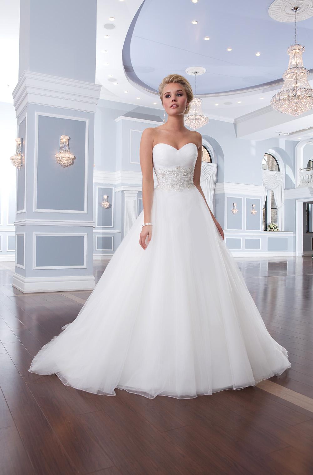 Пышные свадебные платья в Минске