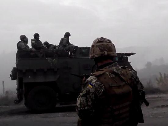 В ДНР похвалились обращением в позорное бегство украинских силовиков