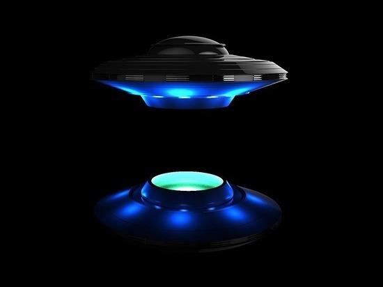 Конспирологи заметилив «секретный космический корабль NASA»
