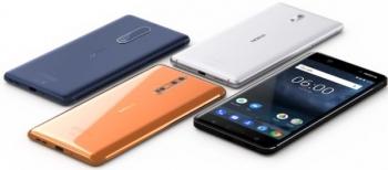 Флагманский смартфон Nokia 8 представлен официально