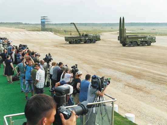 На Международном военно-техническом форуме начались дни свободного посещения
