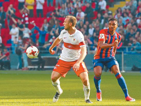 Бышовец: Лига чемпионов может стать точкой единения в «Спартаке»