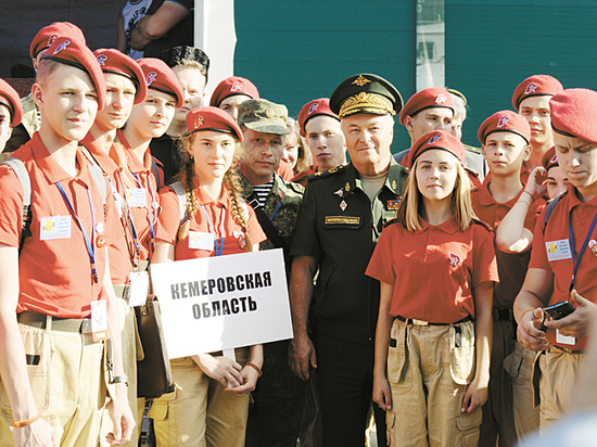 В Подмосковье начался финал молодежной военно-патриотической игры «Победа»